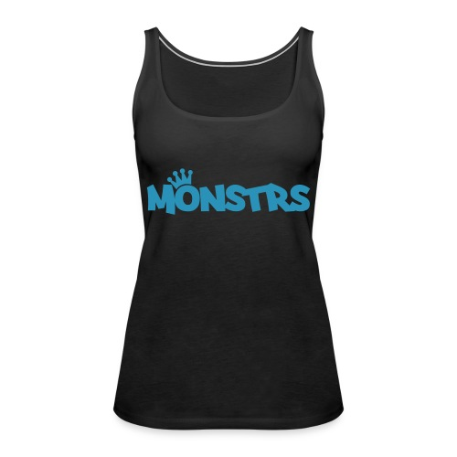 monstr royale - Frauen Premium Tank Top