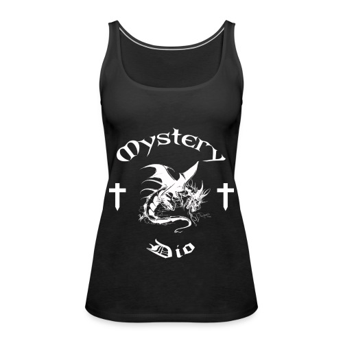 bijer s myst tee shirt noir3 png - Débardeur Premium Femme