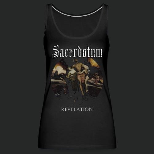 Sacerdotum Revelation Shirt - Women's Premium Tank Top