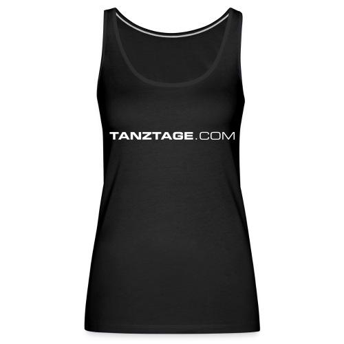 tanztagedotcom - Frauen Premium Tank Top