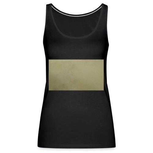 1511416685704631737378Marble t-shirt - Naisten premium hihaton toppi