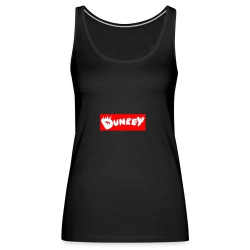 Dunkey - Débardeur Premium Femme