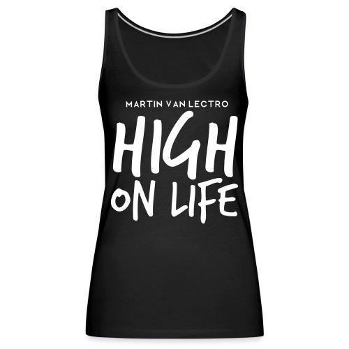 Martin Van Lectro - High on Life - Merch. - Frauen Premium Tank Top