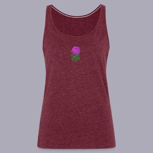 Landryn Design - Pink rose - Women's Premium Tank Top