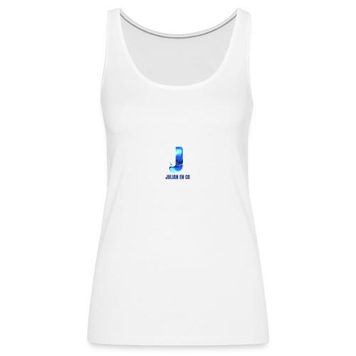 JULIAN EN CO MERCH - Vrouwen Premium tank top