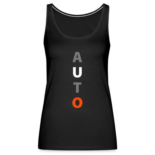 AUTO - Tank top damski Premium