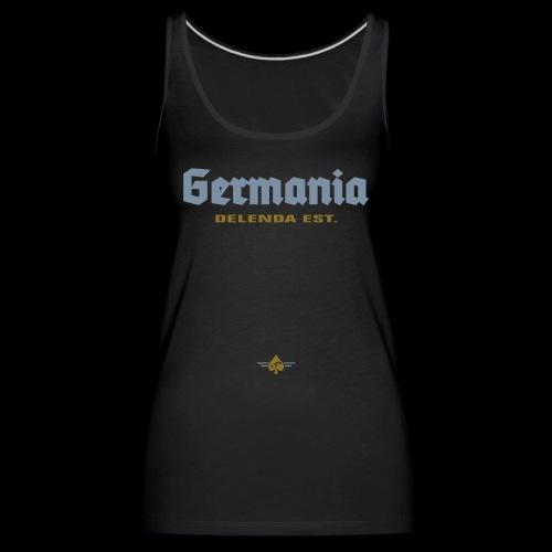 Germania delenda est - Frauen Premium Tank Top