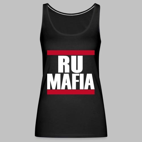 RU MAFIA png - Frauen Premium Tank Top