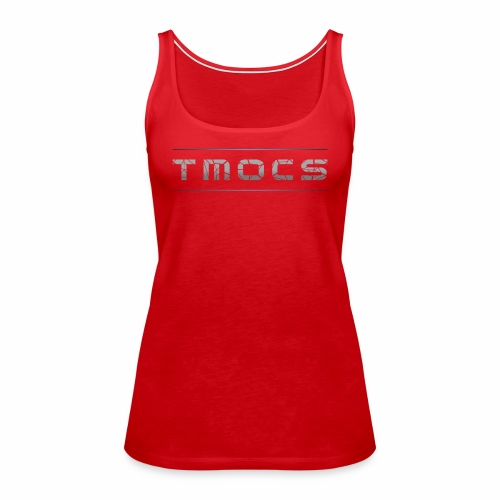 Tmocs Logo - Vrouwen Premium tank top