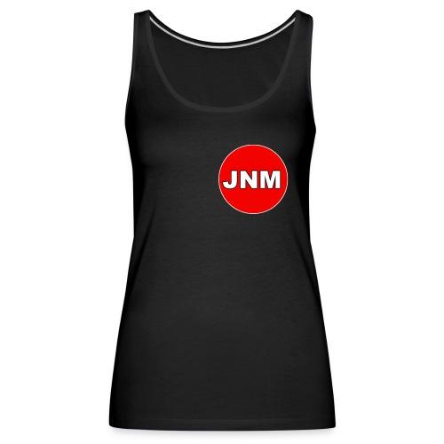 JustNotMe Logo - Vrouwen Premium tank top