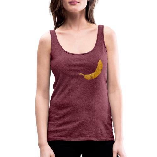 Dots Banane - Frauen Premium Tank Top