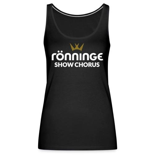Ronninge Show Chorus 2 COLOUR - Premiumtanktopp dam