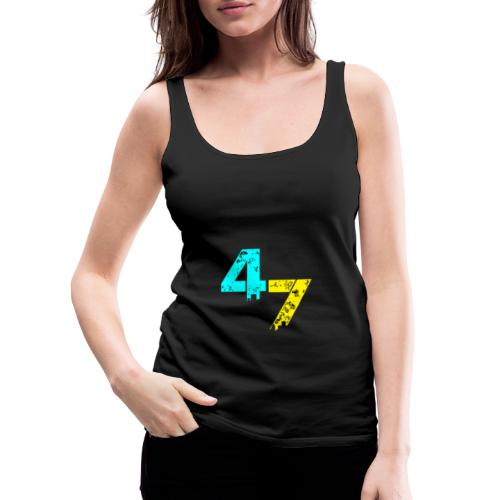 Four Seven Collection - Frauen Premium Tank Top