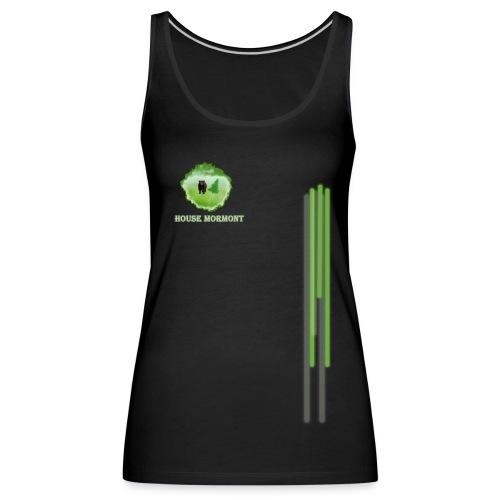 diseno mormot - Camiseta de tirantes premium mujer
