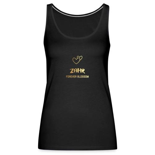 Zahr - Women's Premium Tank Top