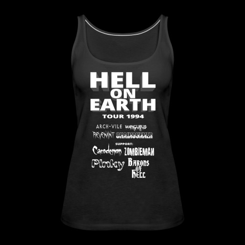 HELL ON EARTH TOUR 1994 - Women's Premium Tank Top