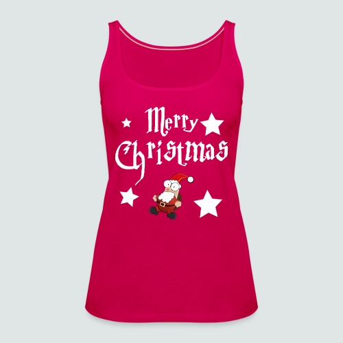 Merry Christmas - Ugly Christmas Sweater - Frauen Premium Tank Top