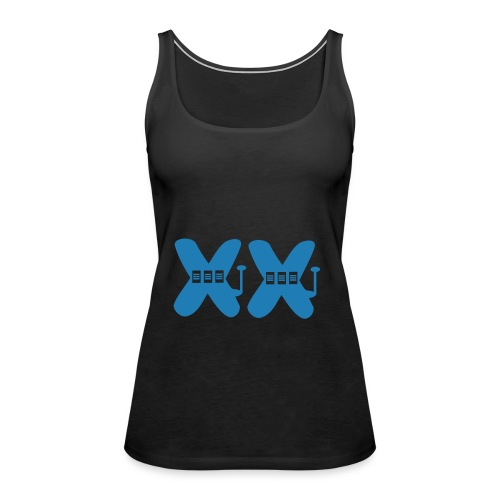 Create your own T-shirts from - Women's Premium Tank Top