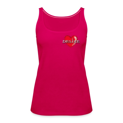 Desire Nightclub - Women's Premium Tank Top