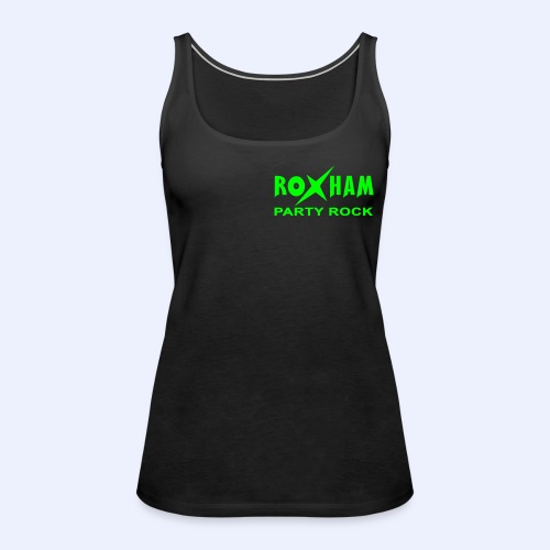 RoxHam small - Frauen Premium Tank Top