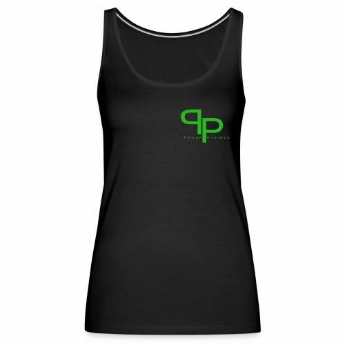 groen png - Vrouwen Premium tank top