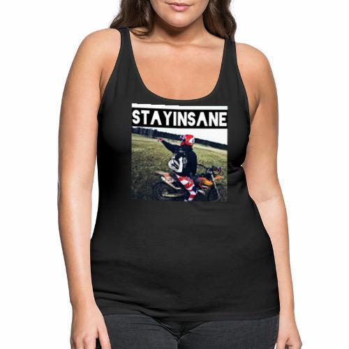 StayInsaneKTM - Frauen Premium Tank Top