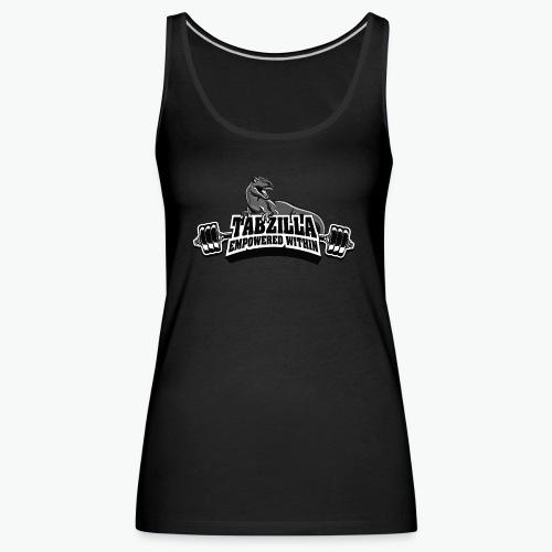 TABZILLA - Women's Premium Tank Top