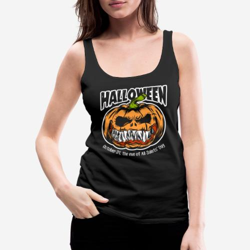 halloween - Frauen Premium Tank Top