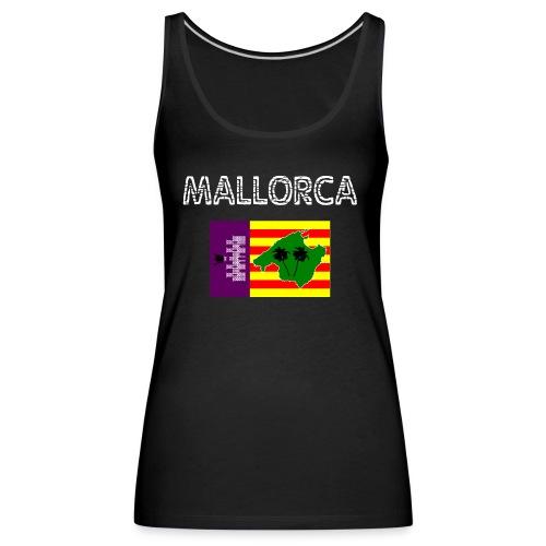 Mallorca 2018 - Frauen Premium Tank Top