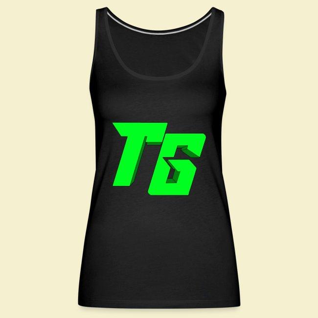 TristanGames logo merchandise [GROOT LOGO]
