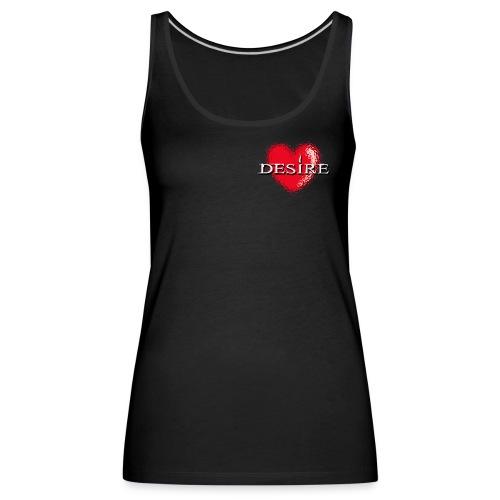 Desire Nightclub - Women's Premium Tank Top