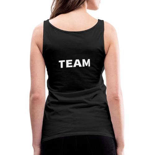 Welcome Team Sortiment - Frauen Premium Tank Top