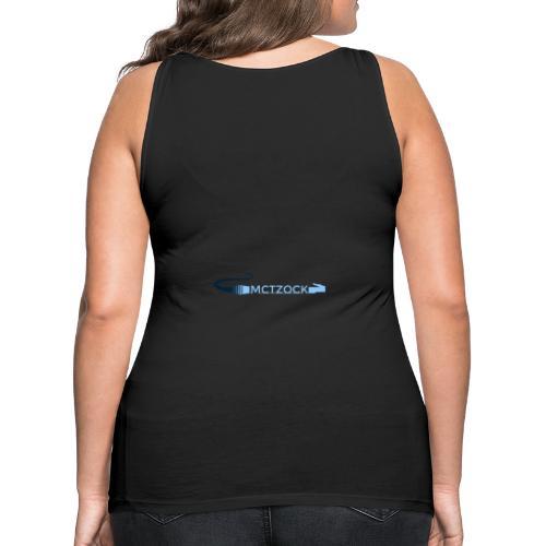 Logo schlicht beidseitig - Frauen Premium Tank Top