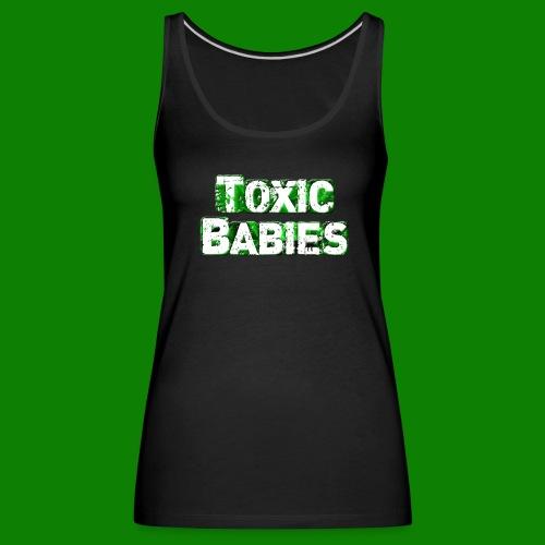 logo toxic grand - Débardeur Premium Femme