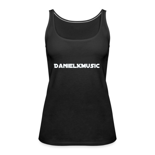 Inscription DanielKMusic - Women's Premium Tank Top
