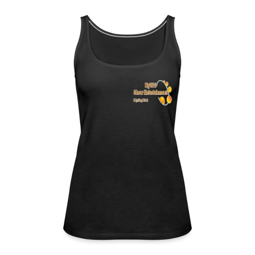 Logo Brust - Frauen Premium Tank Top