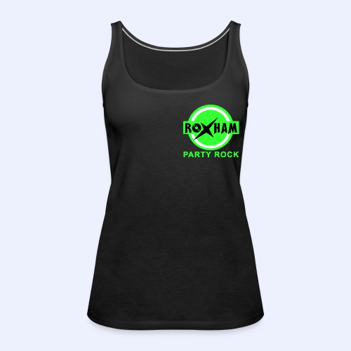 RoxHam-T-Shirt-2019 - Frauen Premium Tank Top