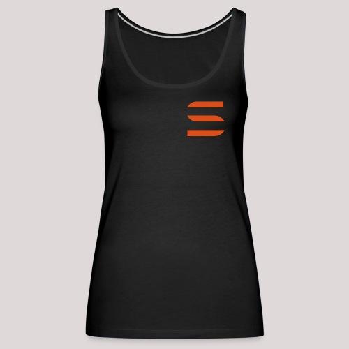 Trainingsjacke - vorne - Frauen Premium Tank Top