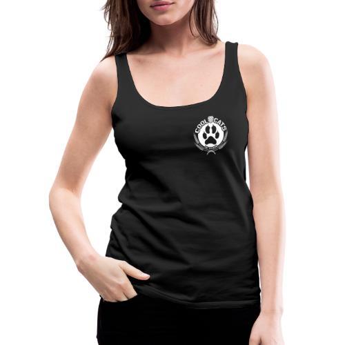 CCIT Logo 1c negativ - Frauen Premium Tank Top
