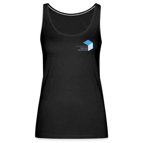 PHOOE Logo Fanshop colour - Frauen Premium Tank Top