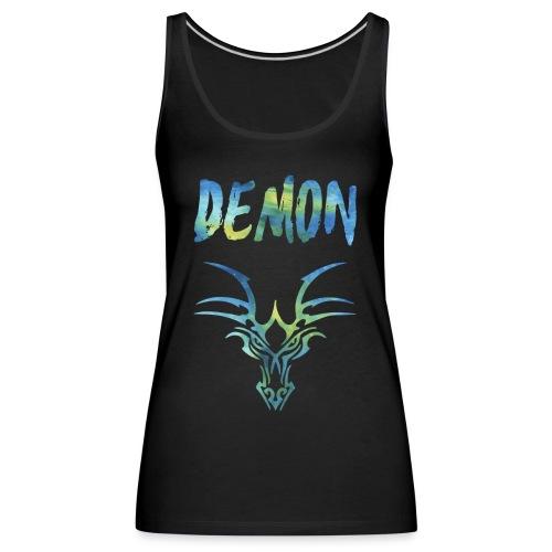 Demon - Drachen - Frauen Premium Tank Top