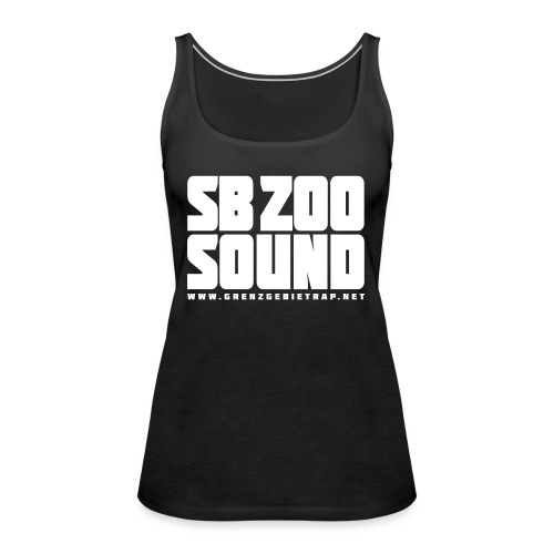 SB ZOO Blockbuster - Frauen Premium Tank Top