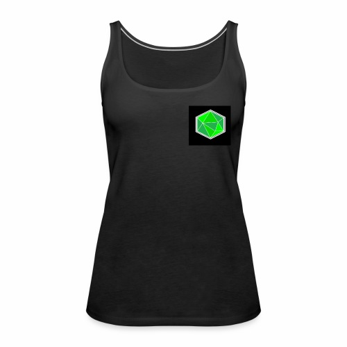 Susat.Gaming Symbol - Women's Premium Tank Top