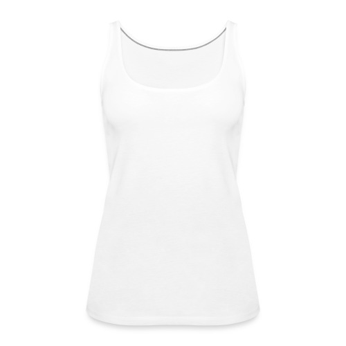 Frost Pipes Simple Compass - Women's Premium Tank Top