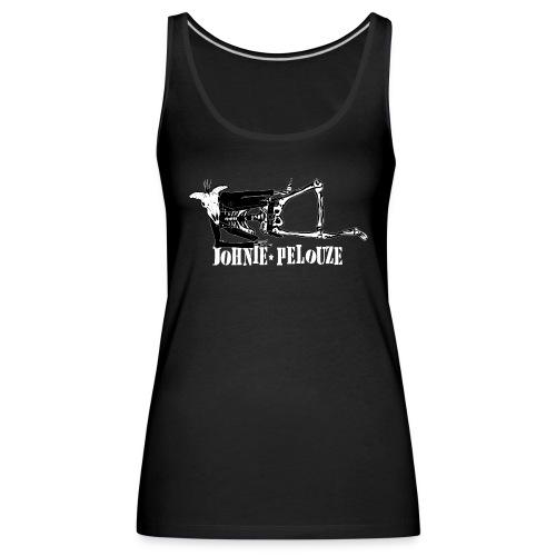 t shirt johnie pelouze - Débardeur Premium Femme