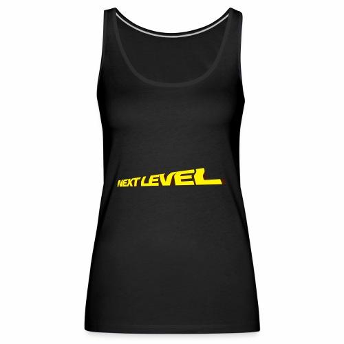 NEXT LEVEL - Camiseta de tirantes premium mujer