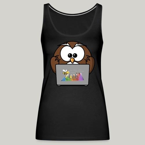 iLab.Owl - Women's Premium Tank Top