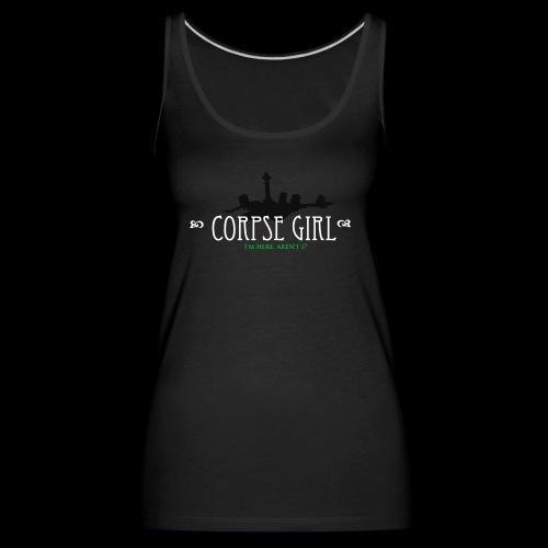 Corpse Girl - Women's Premium Tank Top