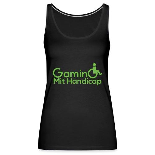 GamingMitHandicap - Frauen Premium Tank Top