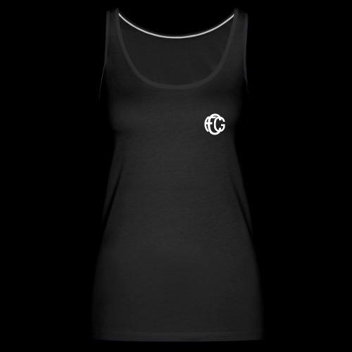 FCG Schriftzug - Frauen Premium Tank Top